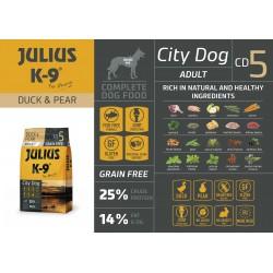 JULIUS K9 Adult Duck & Pear