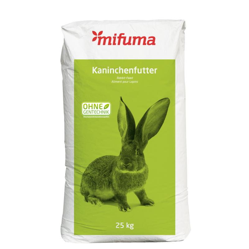 Mifiuma Kaninchen Balance 25kg